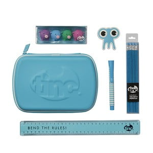Set penar și accesorii TINC Tonkin, albastru