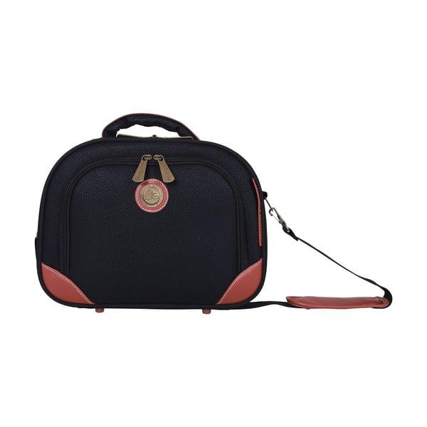 Příruční taška Jean Louis Scherrer Black, 10.3 l