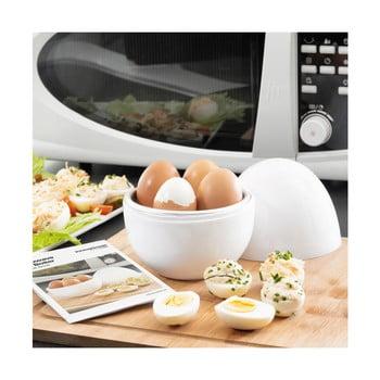 Aparat de fiert ouă la cuptorul cu microunde InnovaGoods imagine