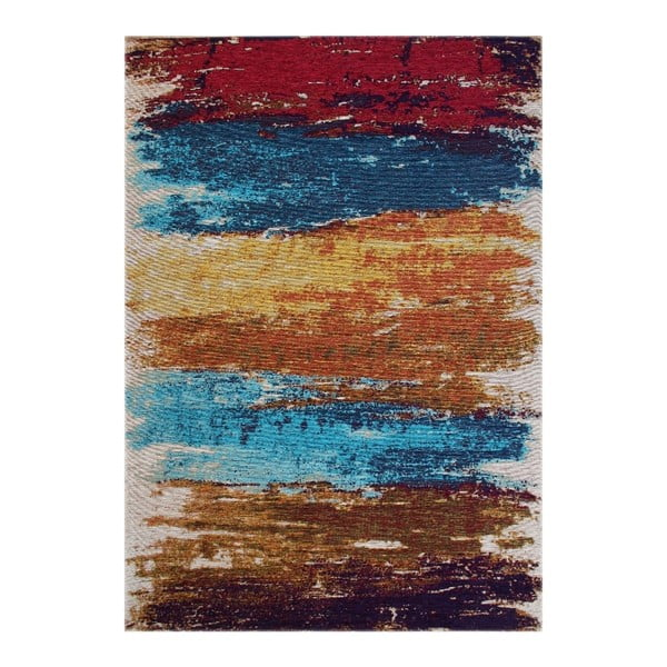 Koberec Eco Rugs Colourful Abstract, 120 × 180 cm