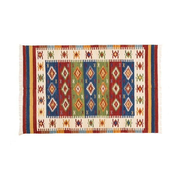 Ručně tkaný koberec Kilim Dalush 108, 120x70 cm