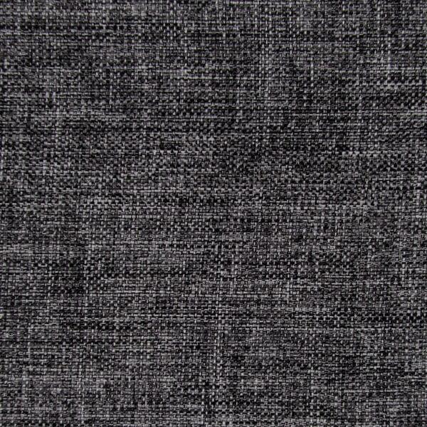 Tmavě šedé křeslo k prodloužení pohovky Vivonita Cube