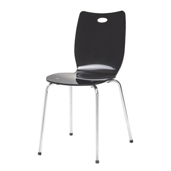 Jídelní židle Terry, černá