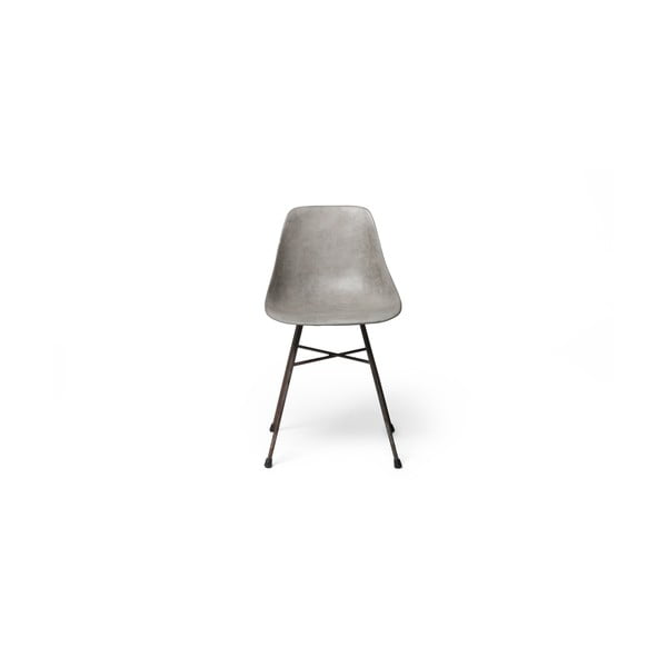 Betonová židle Lyon Béton Hauteville