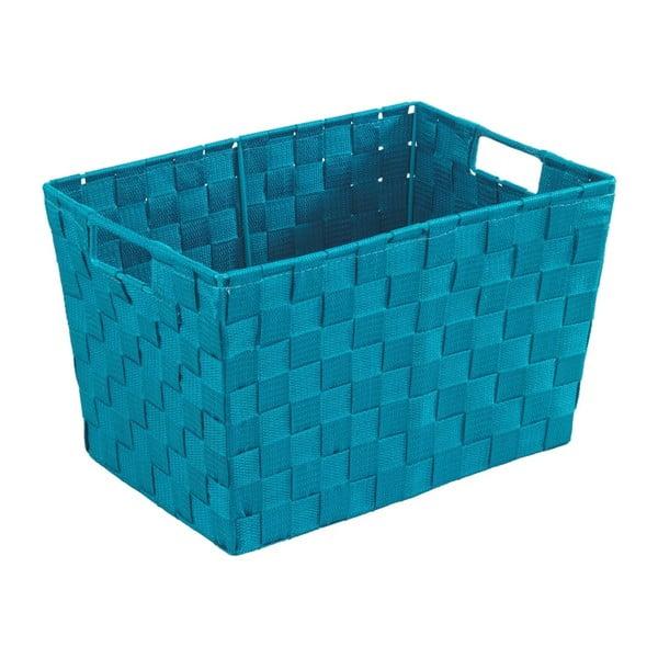 Coș Wenko Adria, 25,5 x 35 cm, albastru petrol