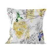 Povlak na polštář z čisté bavlny Happy Friday Mimosa,60x60cm