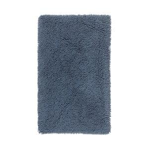 Ocelově modrá koupelnová předložka Aquanova Mezzo, 60x100cm