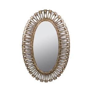 Oglindă cu ramă aurie Santiago Pons Jeremy