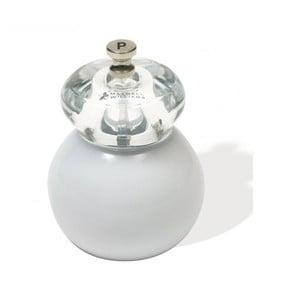 Mlýnek na sůl 11 cm, bílý