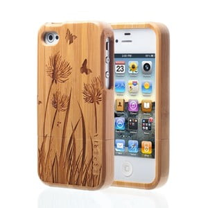 ESPERIA Butterfly Bamboo pro iPhone 4/4S