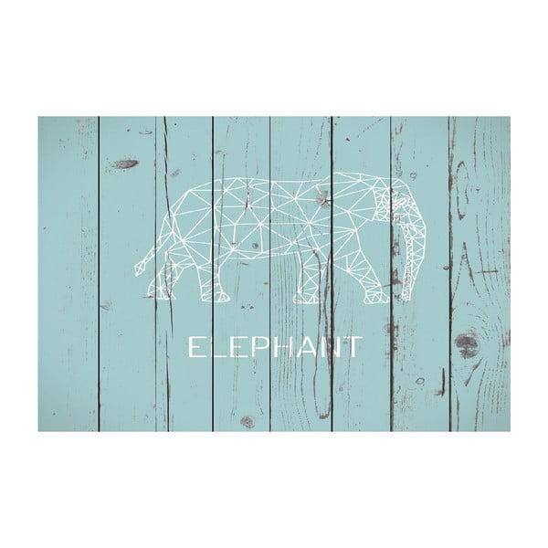 Vinylový koberec Elefante, 100x150 cm