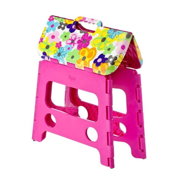 Skládací stolička Vigar Pink Side