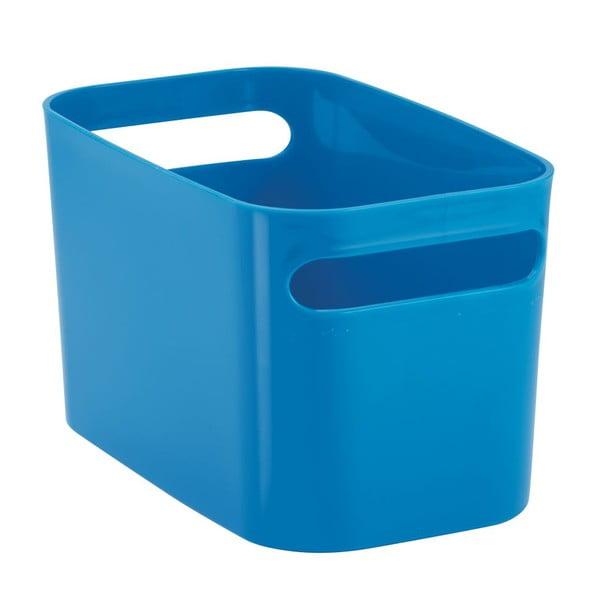Úložný koš Una Bin Blue, 25,5x15x15 cm