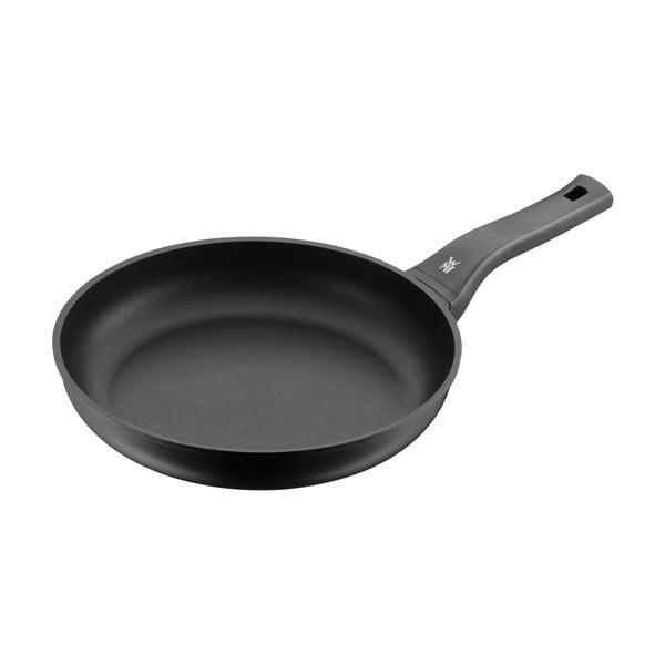 PermaDur Excellent fekete rozsdamentes serpenyő, ⌀ 28 cm - WMF
