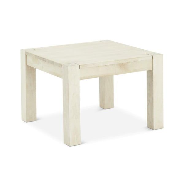 Konferenční stolek z dubového dřeva Furnhouse Texas,70x70cm