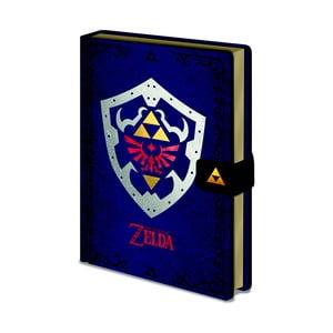 Zápisník A5 Pyramid International The Legend Of Zelda: Hylian, 120 stran
