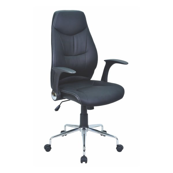Černá kancelářská židle 13Casa Lawyer A11
