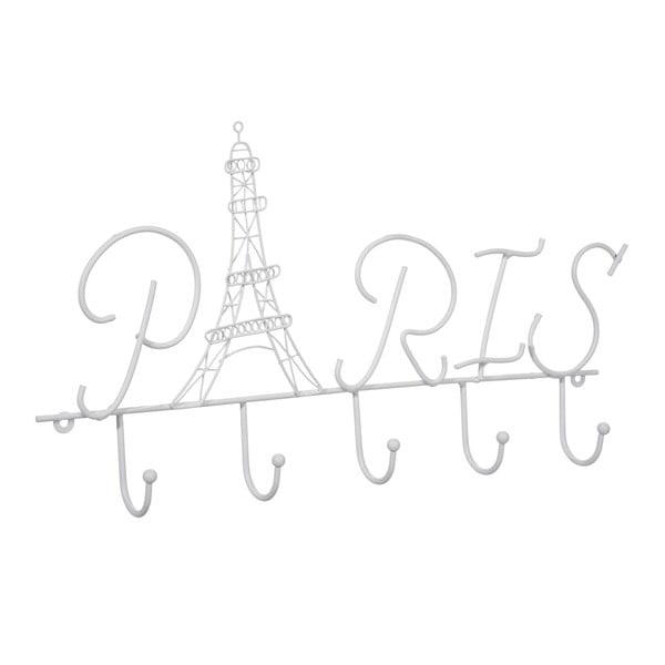 Věšák na kabáty s nápisem Paris