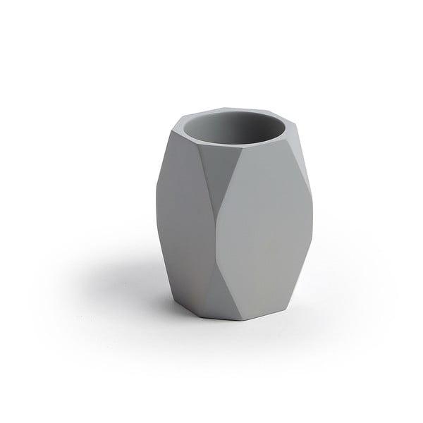 Lynck szürke fogkefetartó pohár - La Forma