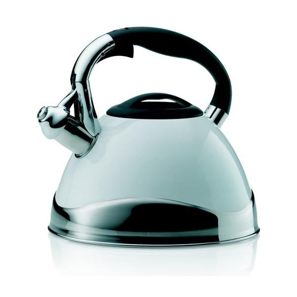 Ceainic din inox Kela Varus, 3 l, alb