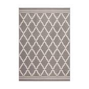 Hnědobílý koberec Kayoom Sentosa Mons,120x170cm
