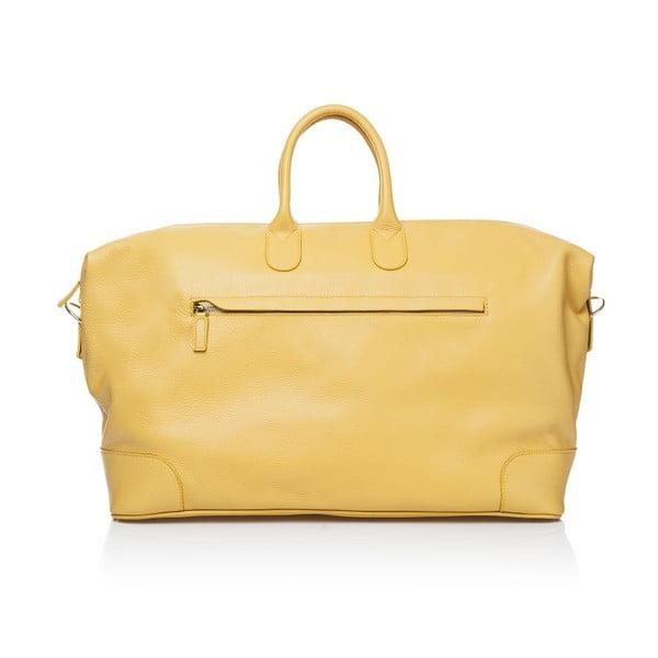 Taška Duffle Yellow