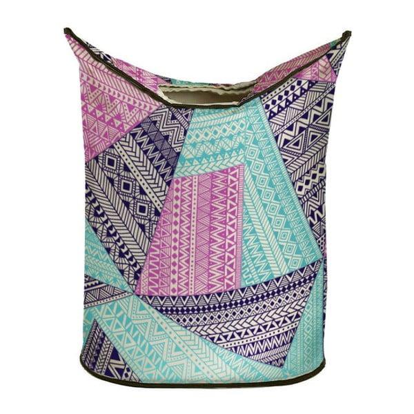 Koš na prádlo Aztec Mosaic