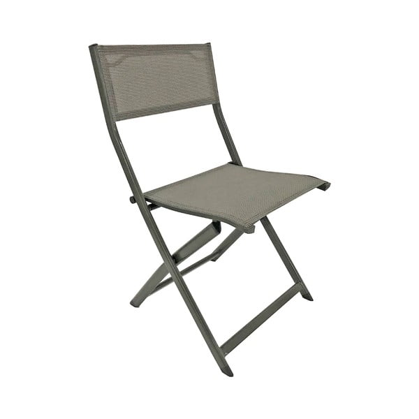 Set scaune pliabile de grădină Ezeis Vegetal, gri
