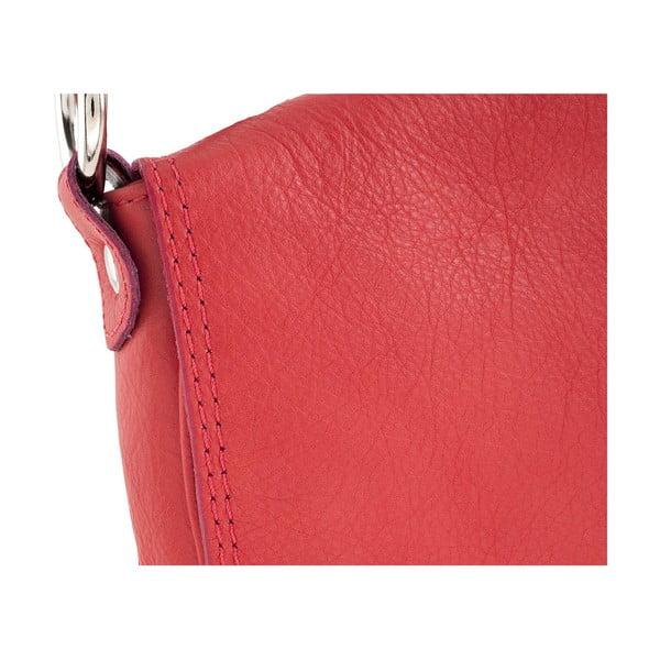 Kožená kabelka Minnie Red
