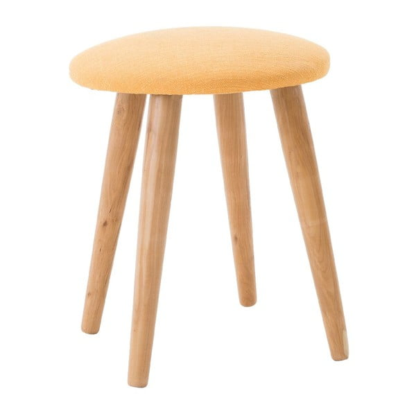 Stolička Inart Yellow