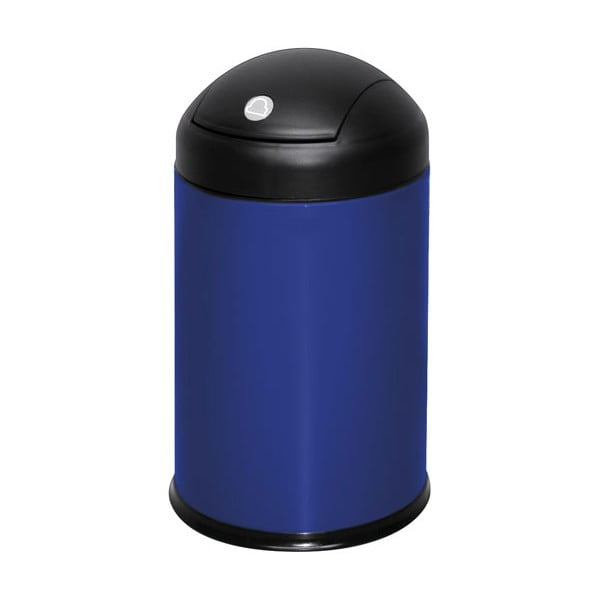 Odpadkový koš Swing, modrý