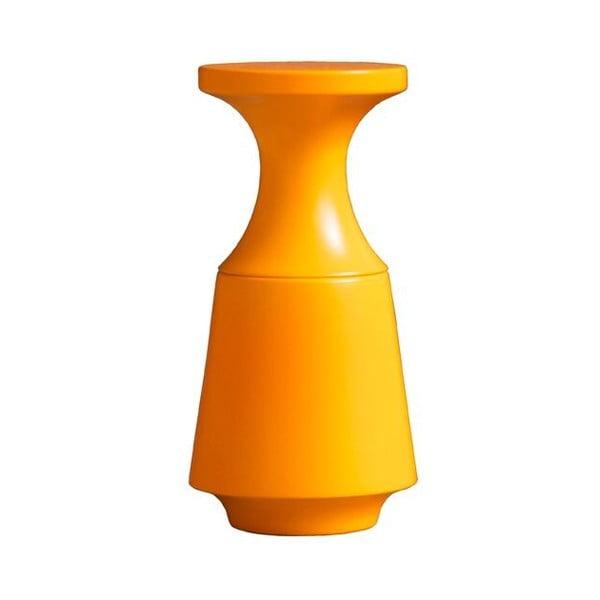 Mlýnek na koření Kiki Orange, 17.1 cm