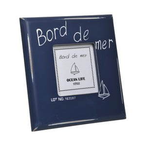 Fotorámeček Bord de mer Blue, 20x20 cm
