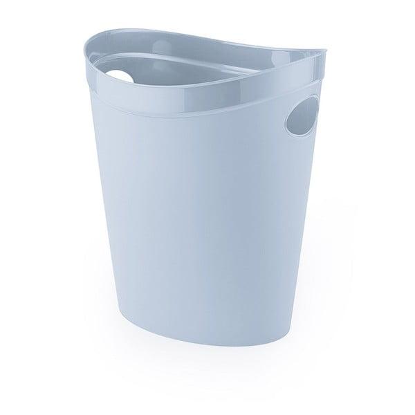 Sivý odpadkový kôš z recyklovaného plastu Addis Eco Range