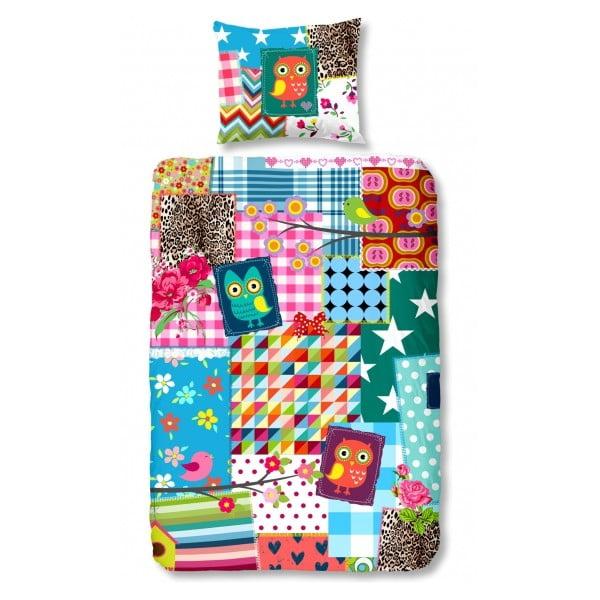 Bavlněné povlečení Muller Textiels Colorad Bed, 140x200cm