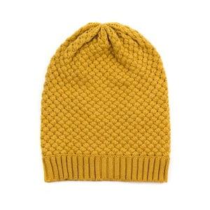 Čepice Wide Yellow