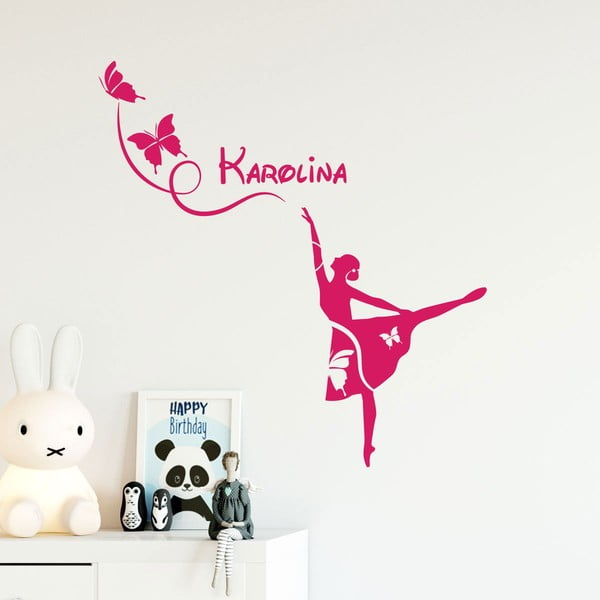 Ballerina And Butterflies falmatrica - Ambiance