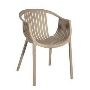 Béžová židle Ixia Helga