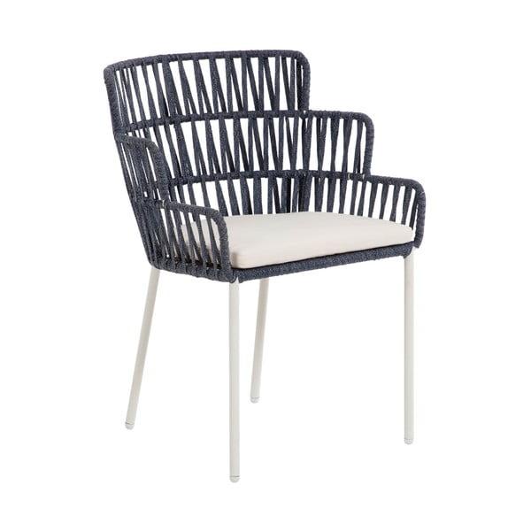 Modrá židle La Forma Robyn