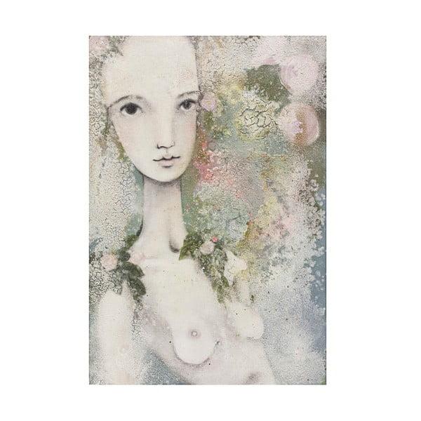 Autorský plakát od Lény Brauner Pozdní jaro, 43x60cm