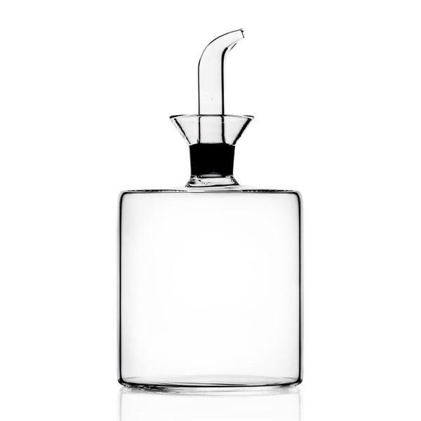 Skleněná lahev na olej Cilindro