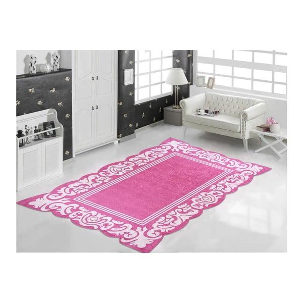 Fareho Pembe szőnyeg, 60 x 100 cm - Vitaus