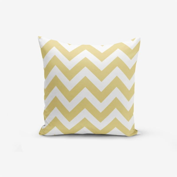 Față de pernă Minimalist Cushion Covers Strippin, 45 x 45 cm