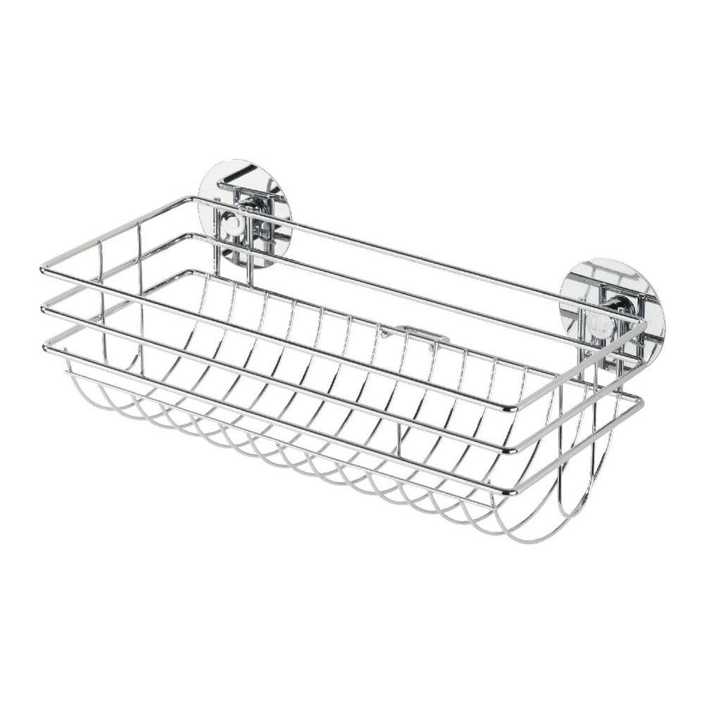 Samodržící držák na kuchyňské utěrky Wenko Turbo-Loc,nosnost až 40 kg
