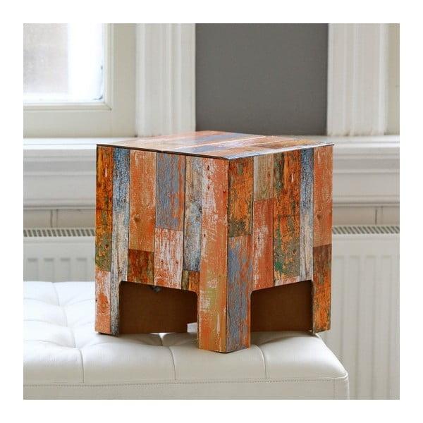 Stolička Dutch Design Chair Scrapwood