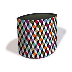 Koš na papír Cubic