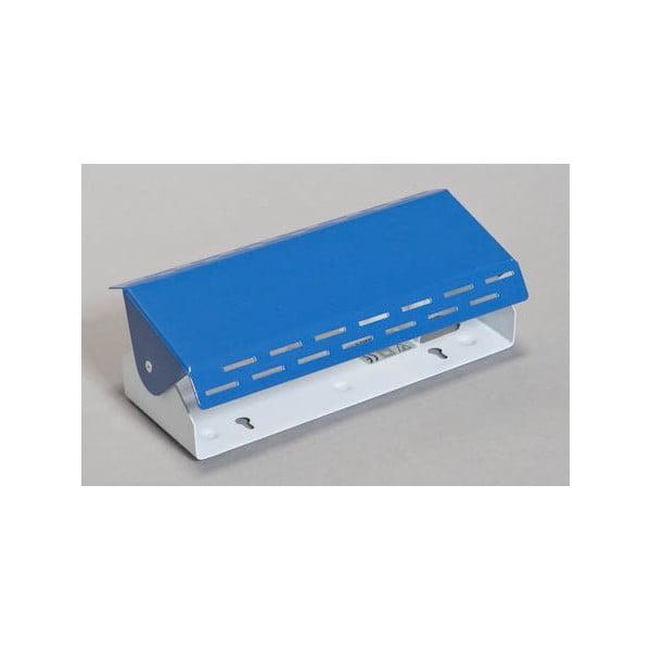 Modré nástěnné svítidlo ETH Lano