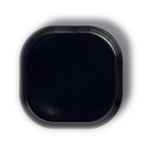 Talíř Firenze 22,5 cm, černý