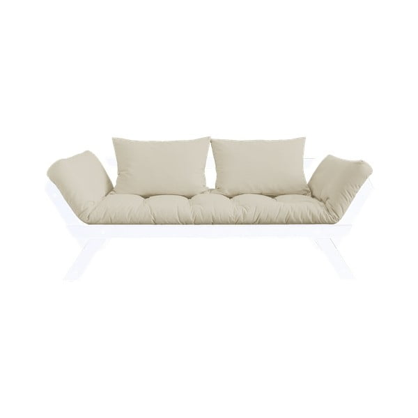 Sofa wielofunkcyjna Karup Design Bebop White/Beige