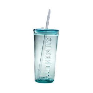 Cestovní sklenice z recyklovaného skla Ego Dekor Authentic, 500ml